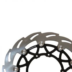 Easyboost 300mm floating brake disc for Derbi Senda R