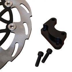 Easyboost 300mm floating brake disc for Derbi Senda R