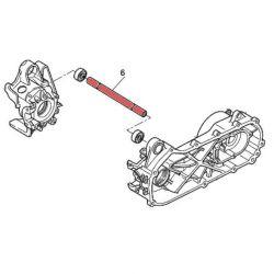 Eje Tornillo Tubo Motor Easyboost MBK Nitro Yamaha Aerox 3KJ2148100-4CUE531700