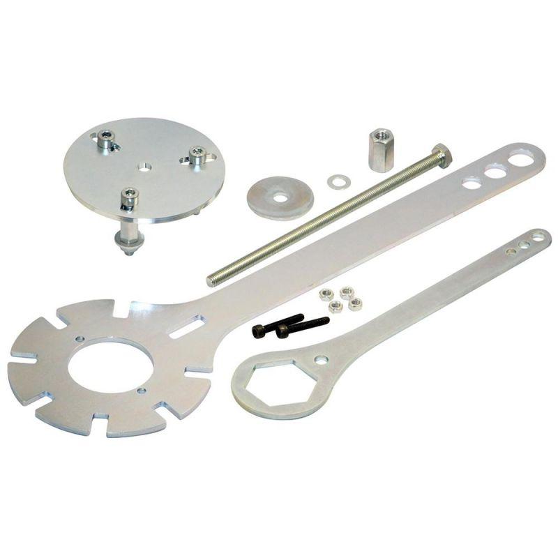 Clés outils bloque variateur correcteur de couple Easyboost Kymco AK 550