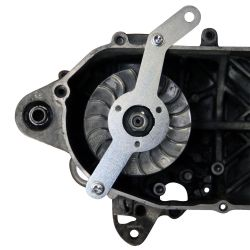 Haltewerkzeug variomatik Easyboost MBK Booster / Nitro / Yamaha Bw's / Aerox