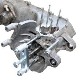 Arrache roulements séparateur de carter 2 en 1 Easyboost Booster Nitro Peugeot Piaggio AM6 Derbi Scooter Moto 50 Mob