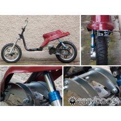 Pattes balancier Easyboost Racing Dragster MBK Booster Yamaha Bws