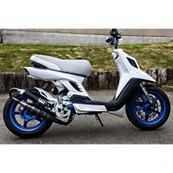 Soportes de montaje Easyboost Racing Dragster MBK Booster Yamaha Bws