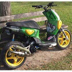 Staffe di Montaggio Telaietto Easyboost Racing MBK Stunt Yamaha Slider