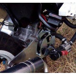 Copri Coperchio Volano Accensione Easyboost Malaguti F10 F12 SR MBK Nitro Jog-R