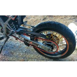 Easyboost Swingarm Extension + 11cm for Derbi Senda DRD