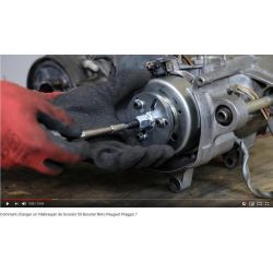 Extractor de Volante Magnético Encendido 2-3 Tornillos Easyboost Scooter Moto 50