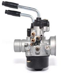 Carburateur 17,5 mm Type PHBN Easyboost Starter Manuel MBK Booster Nitro AM6 Derbi