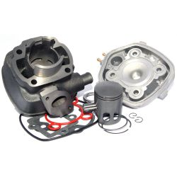 Easyboost 50cc Cylinder Kit Cast Iron Yamaha Aerox Jog-R