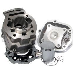 Easyboost Zylinder Kit 50 ccm Grauguss Derbi Euro 3 und 4 D50B0