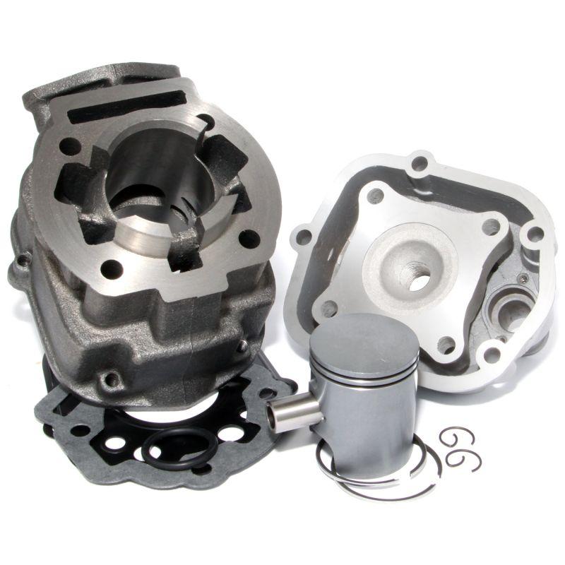 Easyboost 50cc Cylinder Kit Cast Iron Derbi EURO 3-4 D50B0