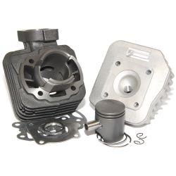 Easyboost Zylinder Kit 50 ccm Grauguss Trekker Speedfight 1-2