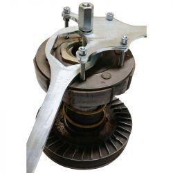 Clés outils bloque variateur embrayage correcteur Easyboost Suzuki Burgman 400
