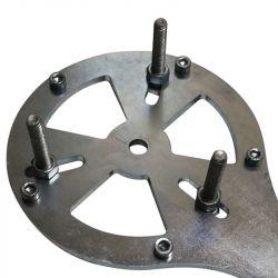 Easyboost variator clutch torque drive tools Gilera GP 800 Aprilia SRV 850