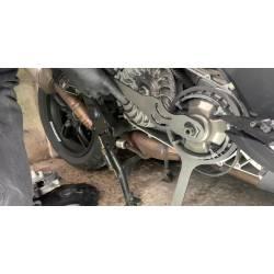 Clés outils bloque variateur embrayage correcteur Easyboost BMW C600 et C650