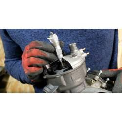 Zündzeitpunkt-Einstellgerät Mikrometer Easyboost 2-Takt-Motor