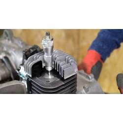 Micrometro Messa a Punto Del Motore Easyboost Attrezzo Regolatore Anticipo Accensione Comparatore M14x1.25