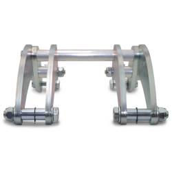 Easyboost Racing Dragster mounting brackets for MBK Booster Bw's